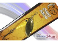 "Блесна ""Trout Pro"" Spinner Minnow LONG, арт. 38528, вес 14 г., цвет 003"